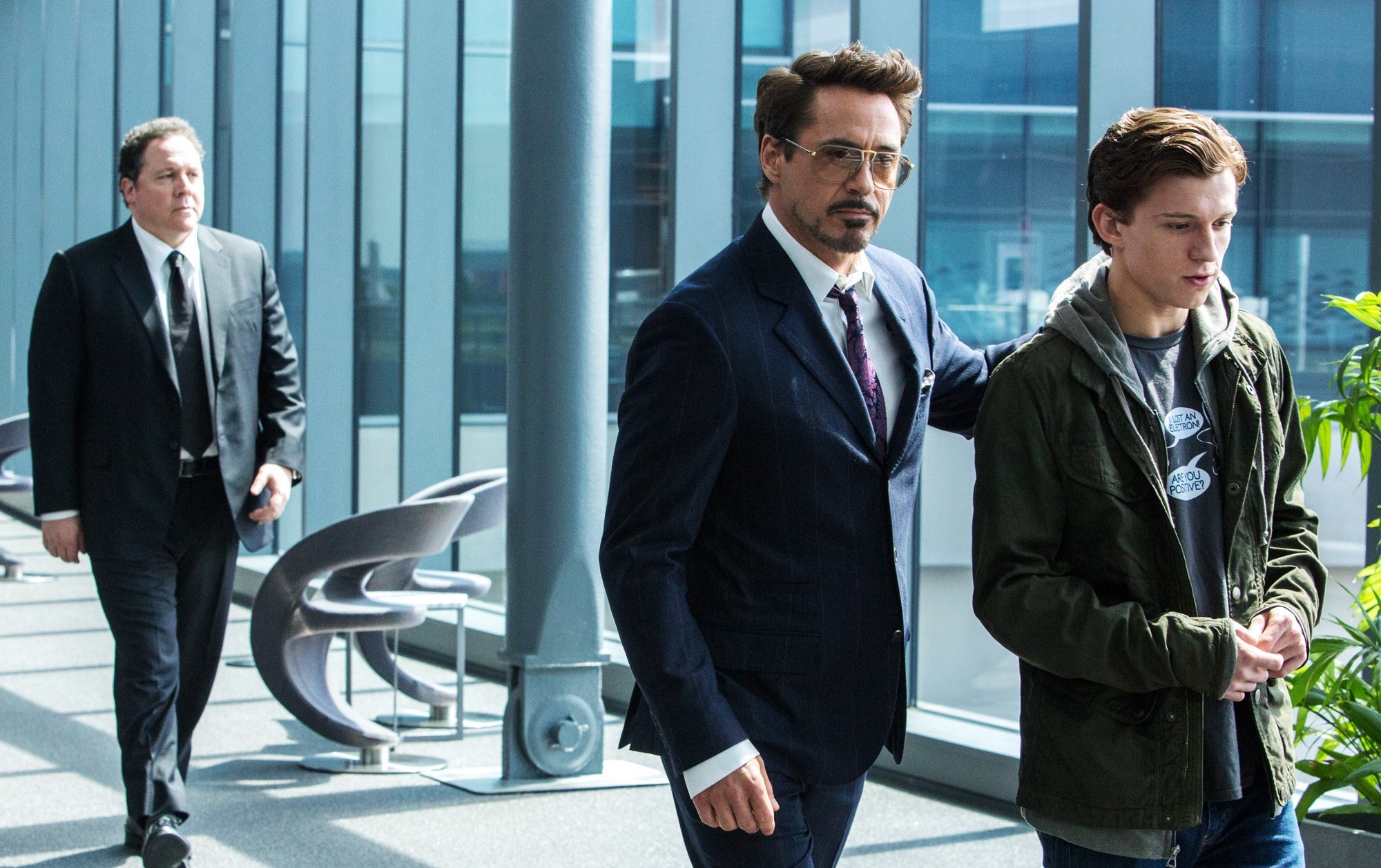 Aunt May and Happy Hogan Might Romance In Spider-Man: Far From Home