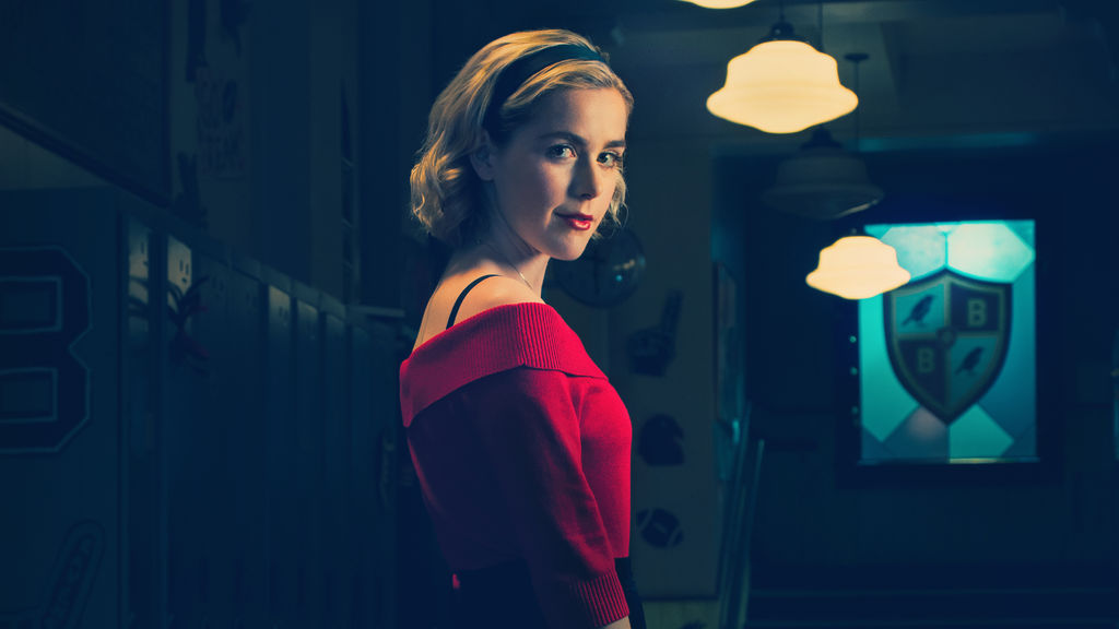 A Christmas Episode of Chilling Adventures of Sabrina is Coming Soon