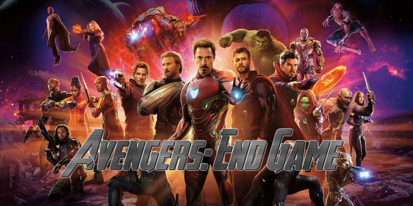 Avengers: Endgame UK update