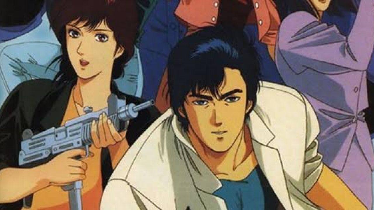 New City Hunter Anime Film Title And Trailer Revealed Otakukart News