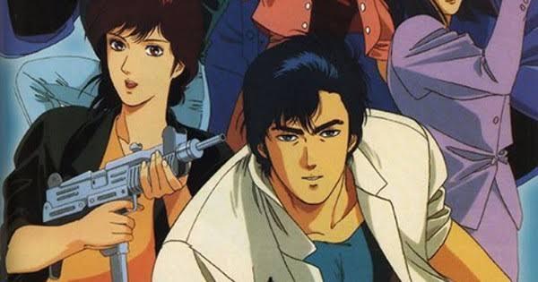 city hunter anime