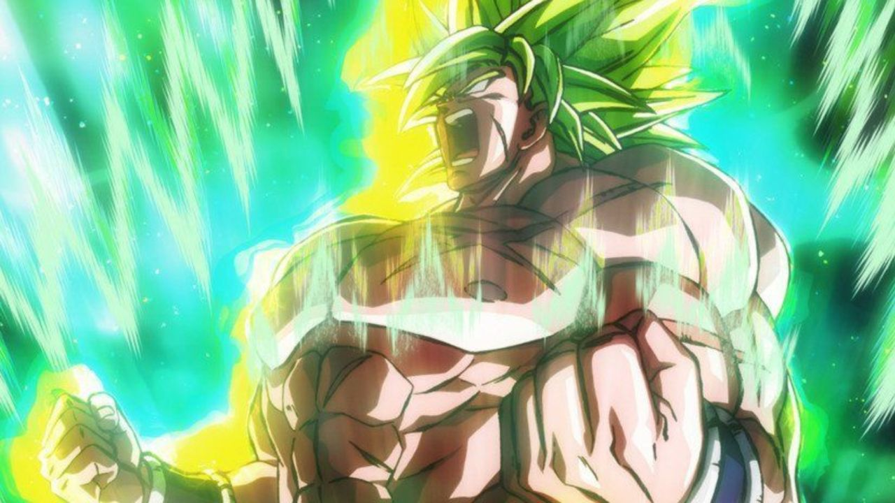 Dragon Ball Super Broly update