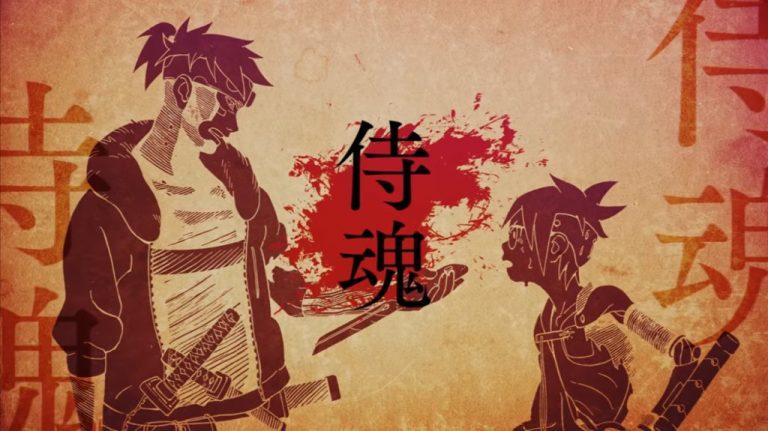 Samurai 8 Key Visual
