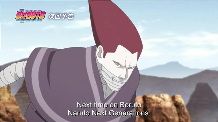 Boruto Episode 87 New Dust Release User