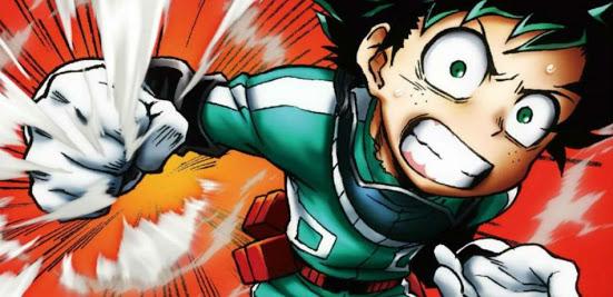 My Hero Academia Chapter 212 update