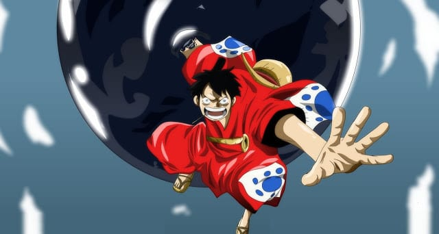 One Piece Wano Country