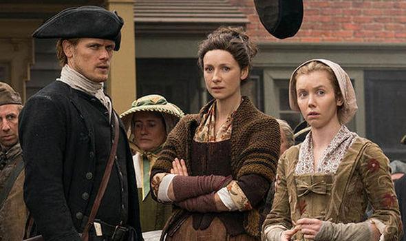 Outlander Season 4 Episode 9