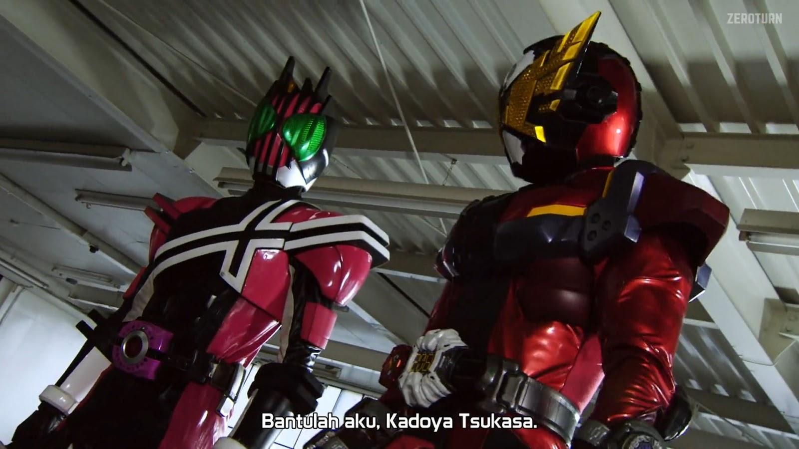 Kamen Rider Zi-O Episode 16