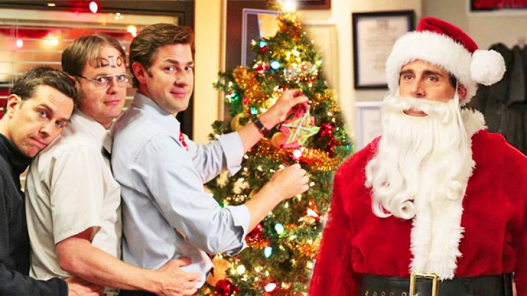 The Office' Christmas Episodes By