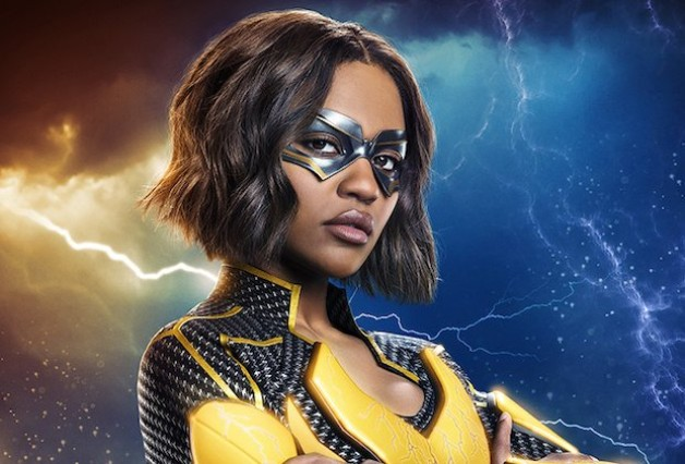 Jennifer's Lightning Look Revealed By The CW
