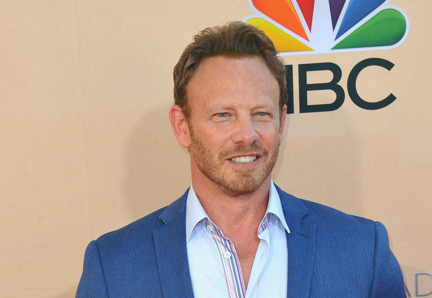 Ian Ziering Will Star In DC Universe Film Swamp Thing As Blue Devil