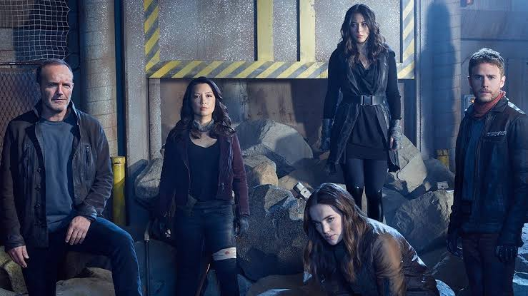Agents of SHIELD Season 6 Shooting Completed