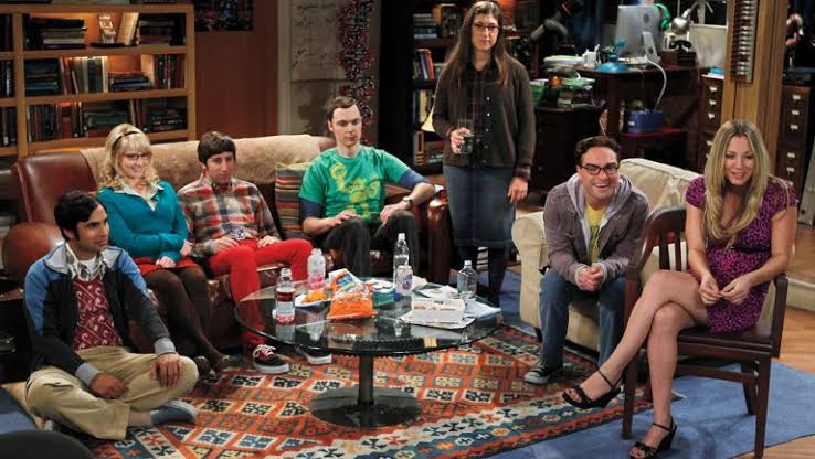 The Big Bang Theory Voted As The Most-Loved Show