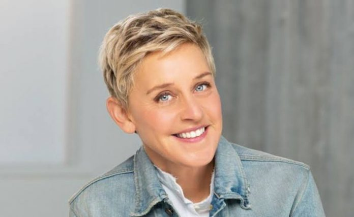 Ellen DeGeneres Discuss About Discontinuing Her Talk Show