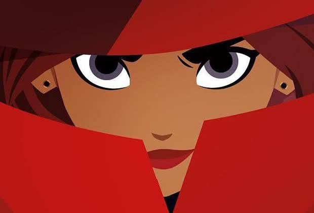 Carmen Sandiego Poster Release By Netflix With update