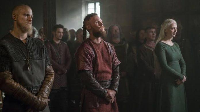 Vikings Season 5 Episode 15