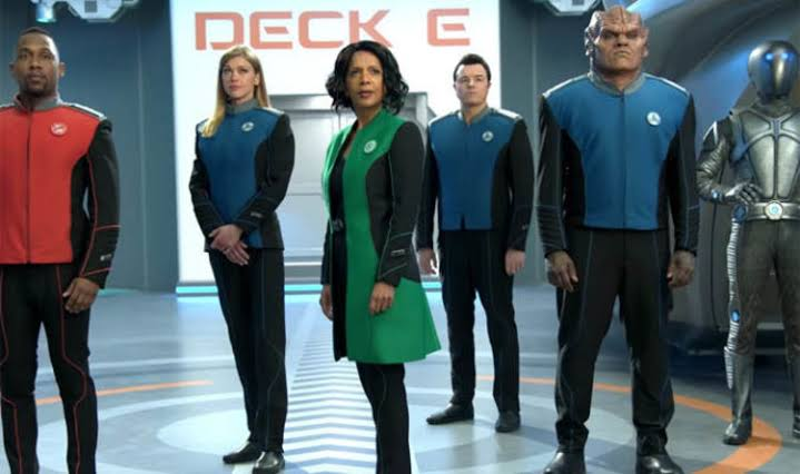 The Orville Season 2 Episode 1