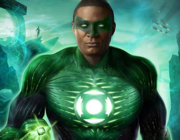 Arrowverse Crossover Confirmed John Diggle As Green Lantern
