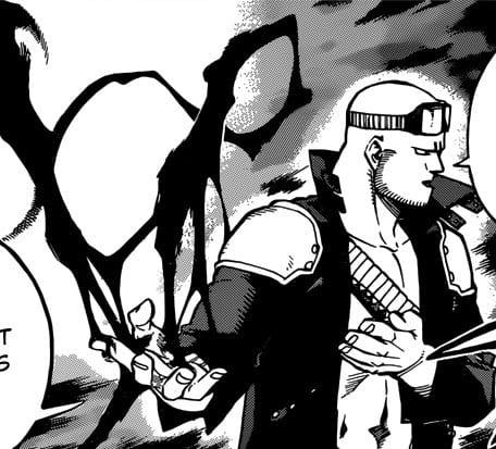 My Hero Academia Chapter 214