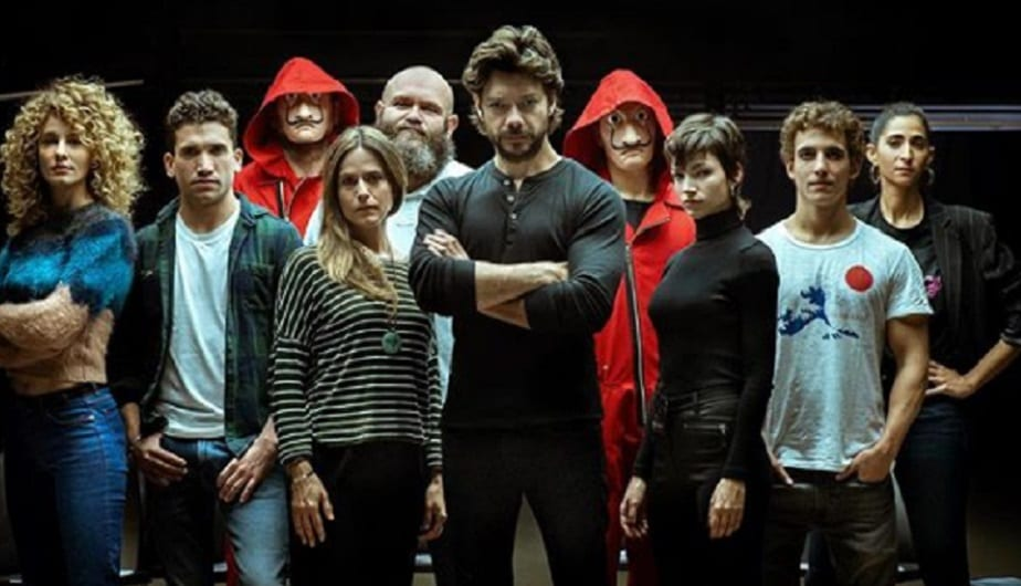 La Casa De Papel Season 3 Confirmed - Trailer And Air Date