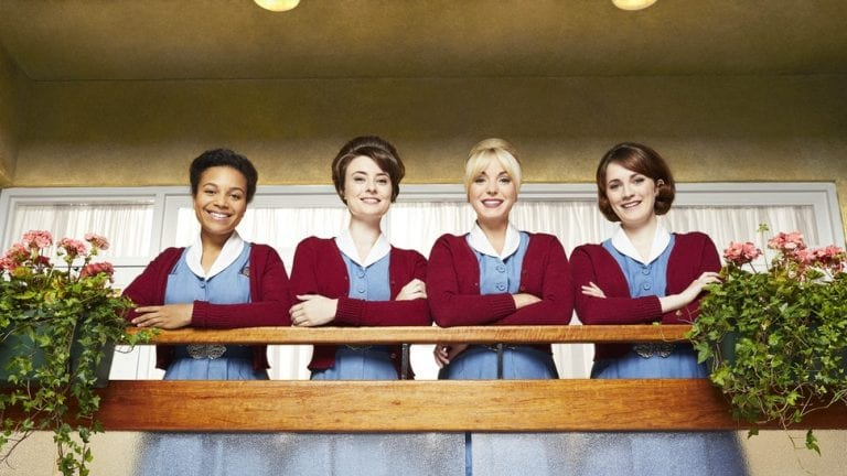 Call The Midwife Season 8 Release Date