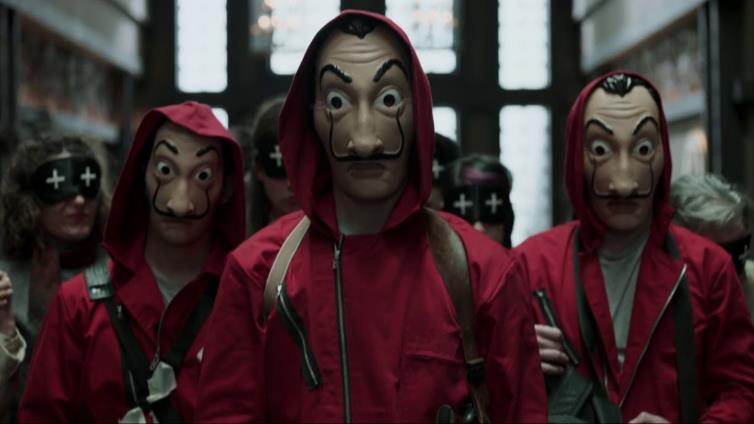 La Casa De Papel (Money Heist) Season 3