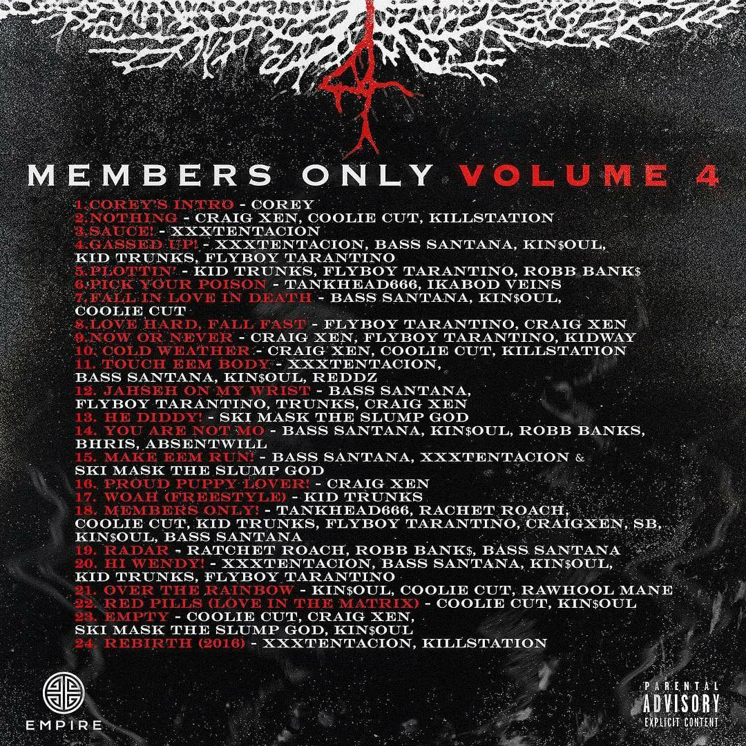 Members Only Vol 4 Release Time