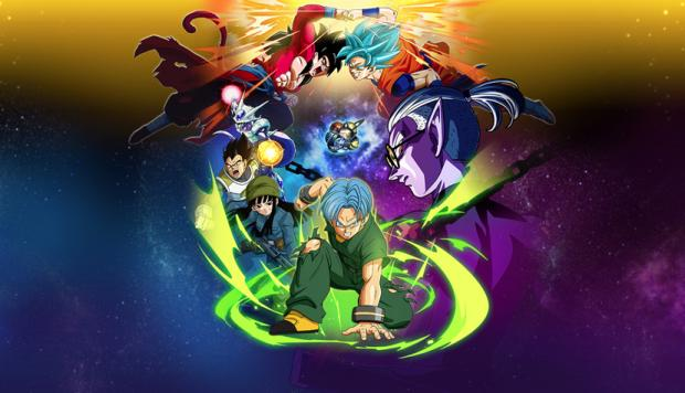Dragon Ball Heroes Episode 8 Release Date