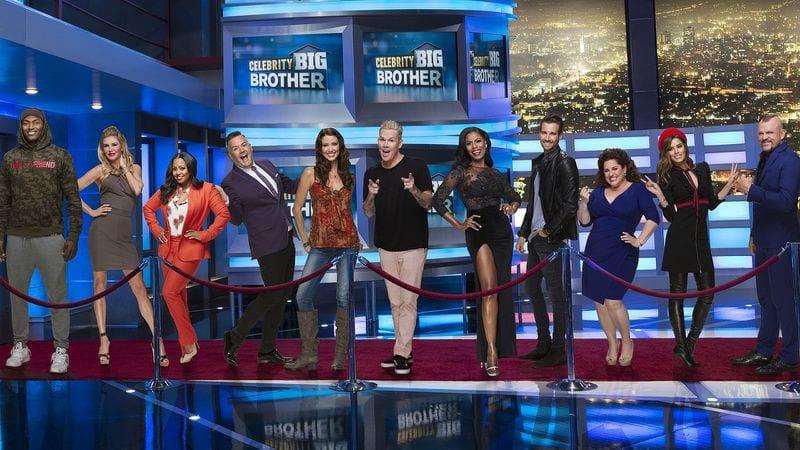 Celebrity Big Brother Season 2 Cast