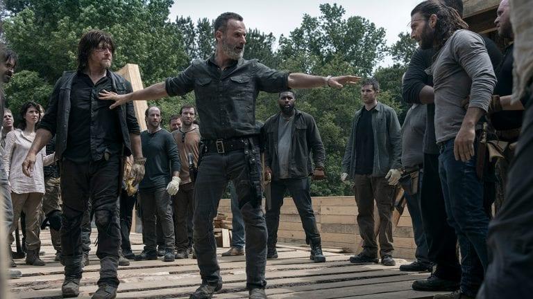 The Walking Dead Season 9 Part B 2