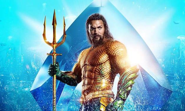 Aquaman DVD Blu-ray Release Date