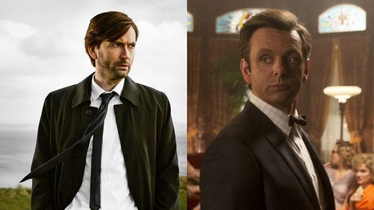 Good Omens TV Show Release Date