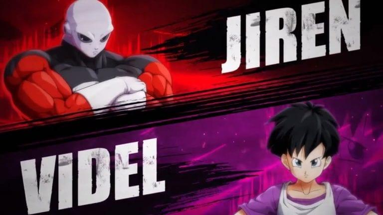 Dragon Ball FighterZ Jiren DLC
