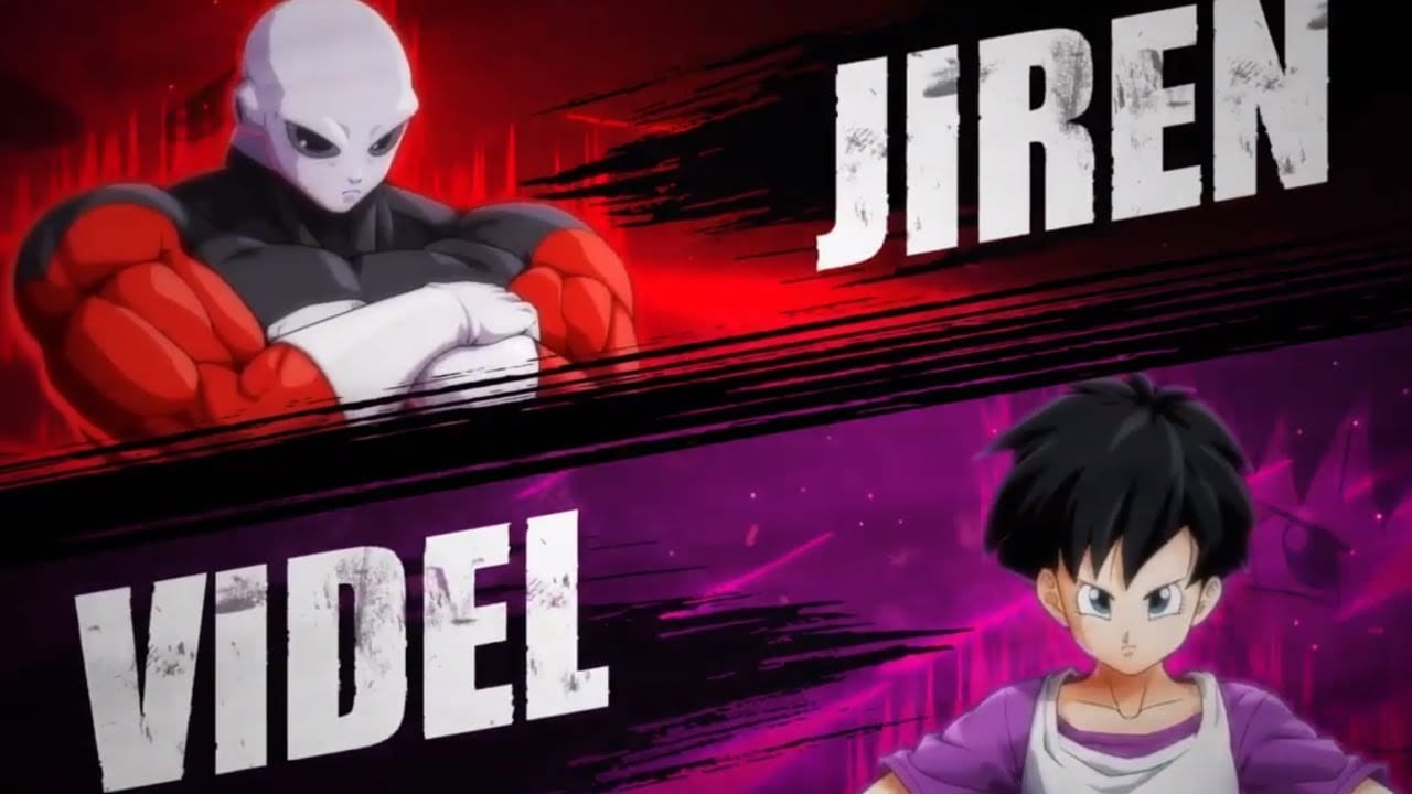 Dragon Ball FighterZ Jiren DLC