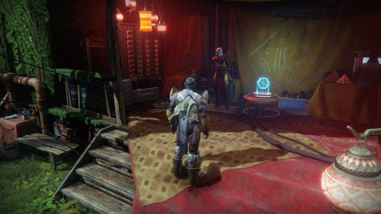 Destiny 2 Tyra Karn quest