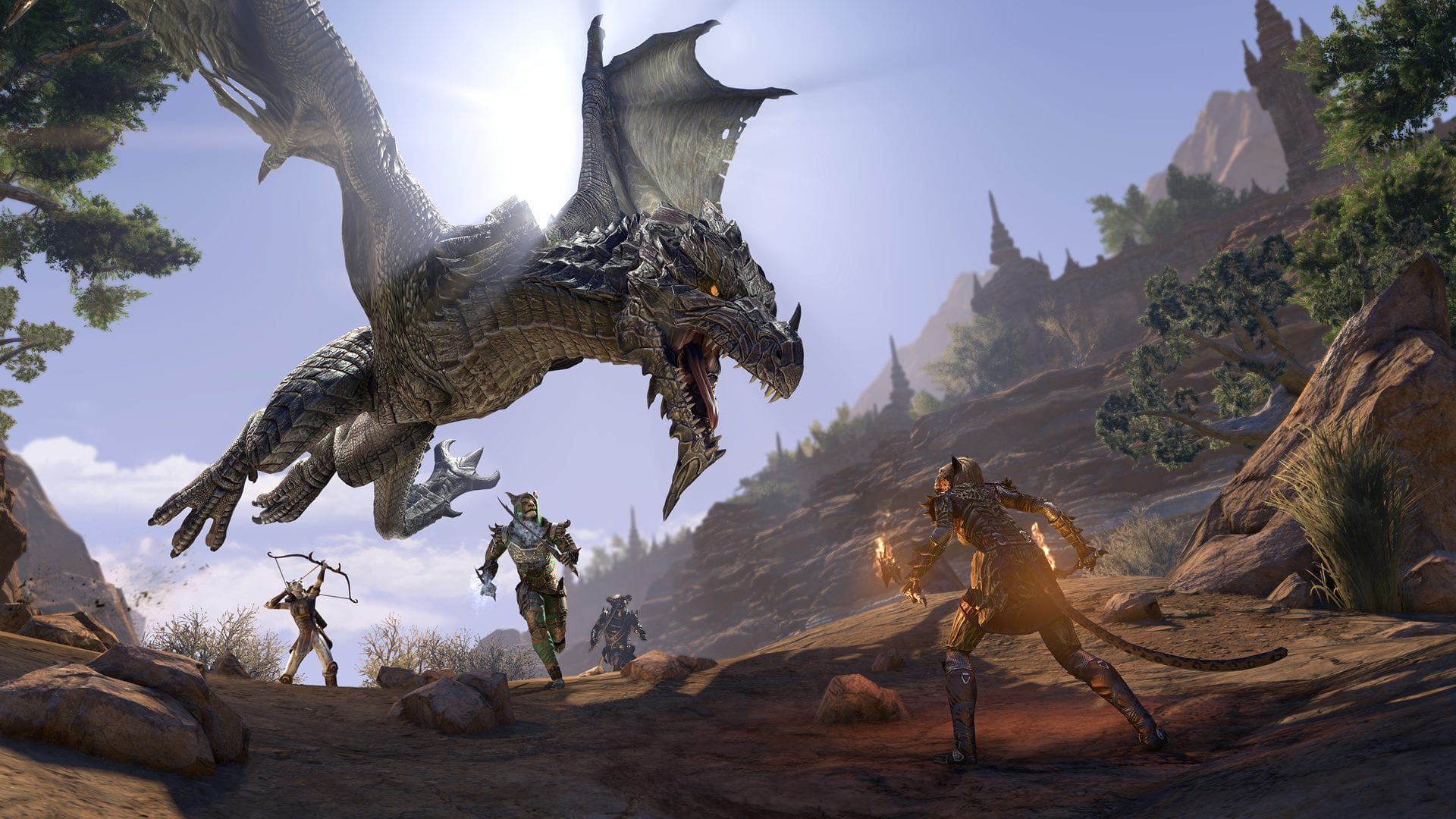 The Elder Scrolls Online Elsweyr Expansion Additions
