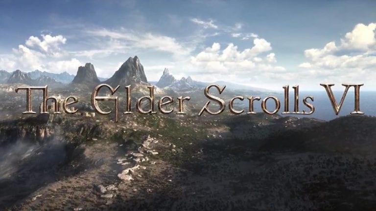 Elder Scrolls 6 Release Date