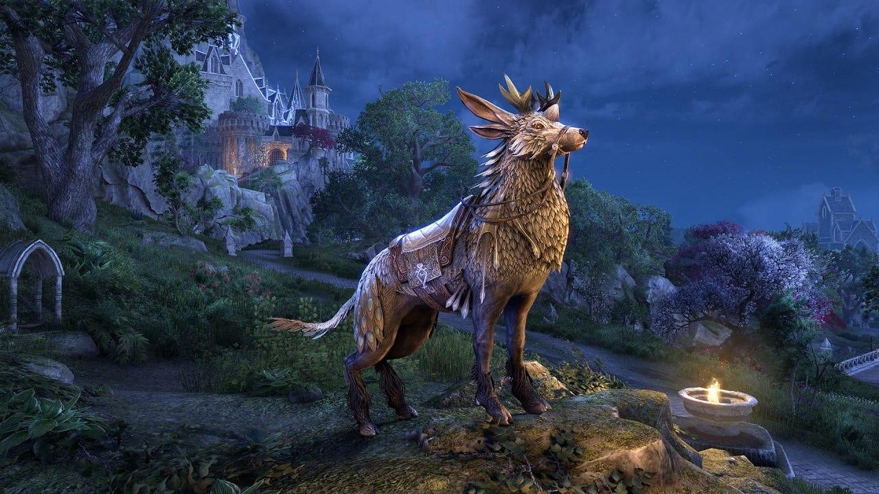 Elder Scrolls Online Dawnwood Indrik