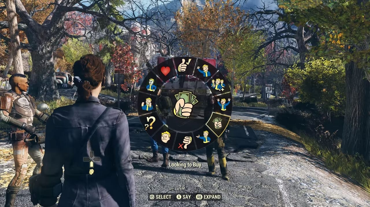 Fallout 76: Playing Vending Feature Coming Soon