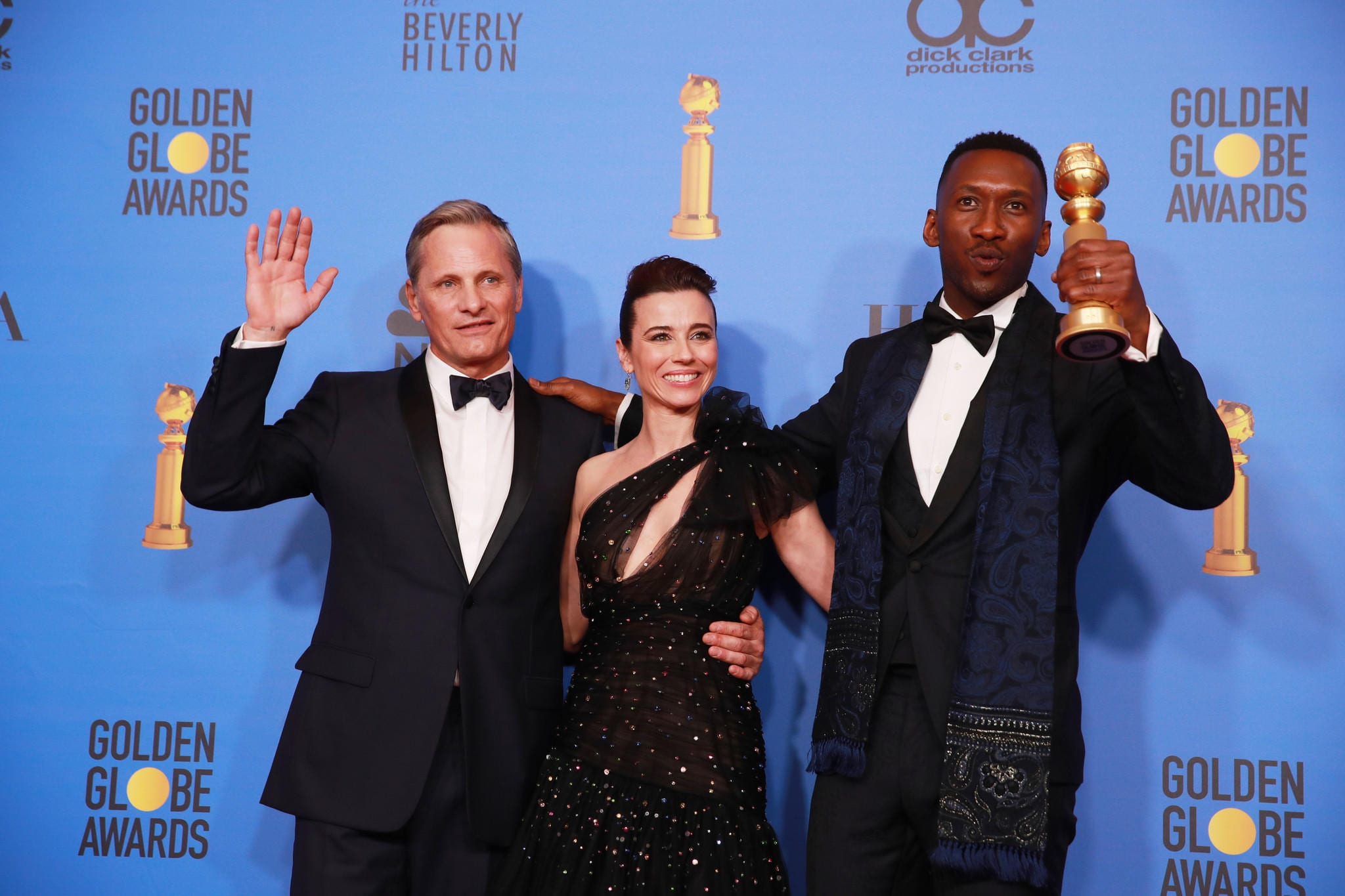 Golden Globe Awards 2019 award list