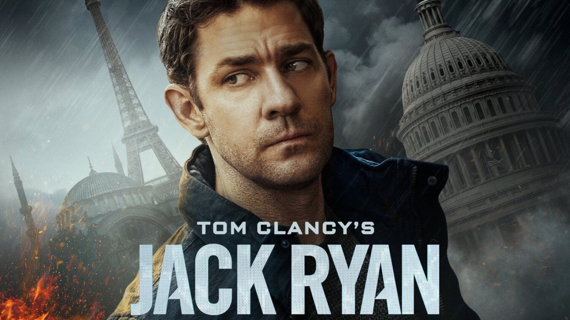 Image result for jack ryan season 2