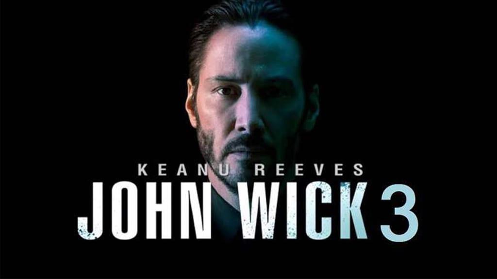 John Wick 3 update