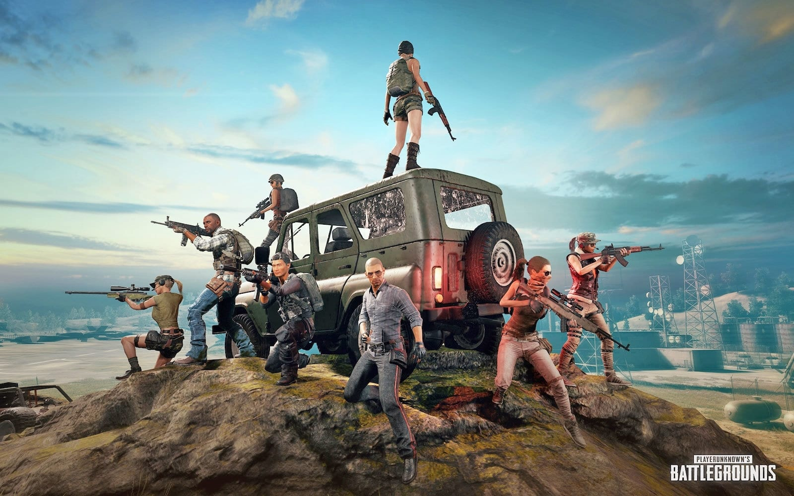 PUBG Bans Professional Players and Teams
