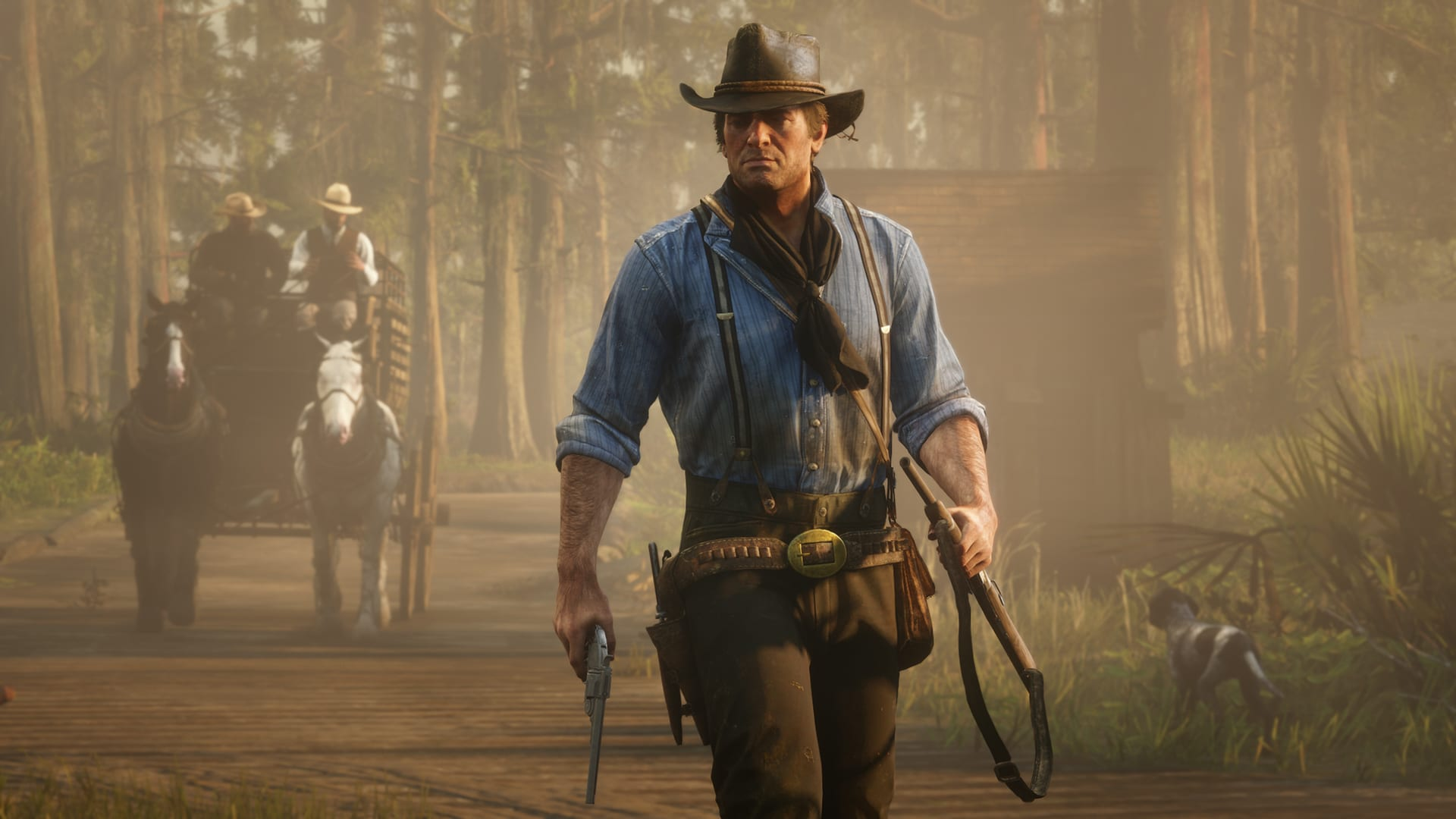 Red Dead Redemption 2 full list of cheat codes