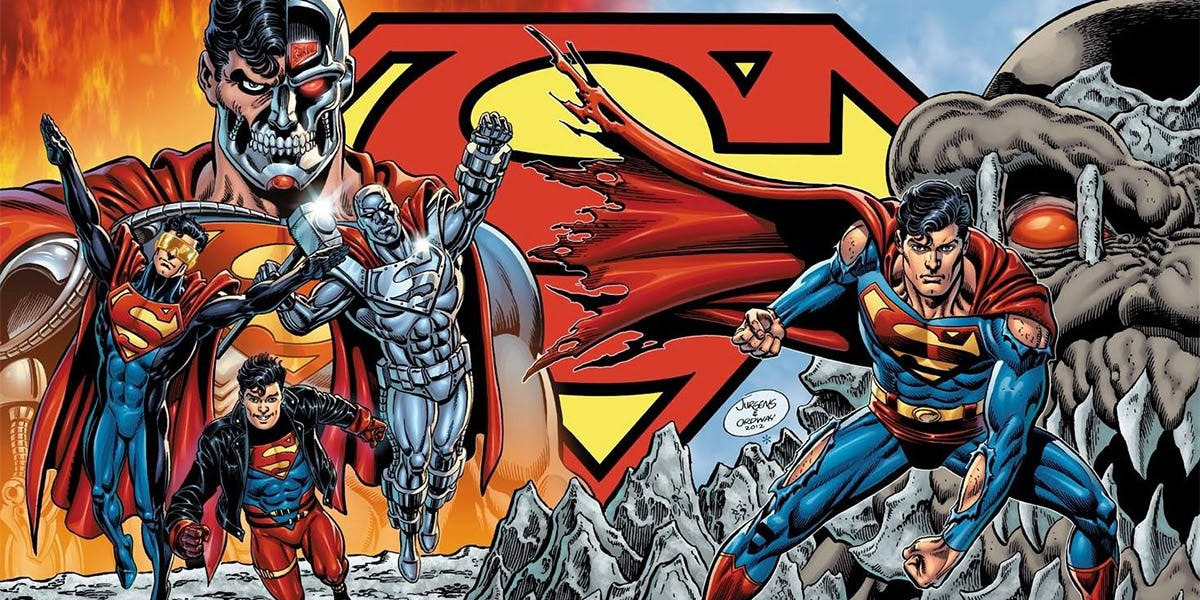 The Reign of Superman Watch Online
