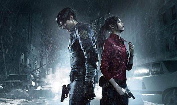 Resident Evil 2 update