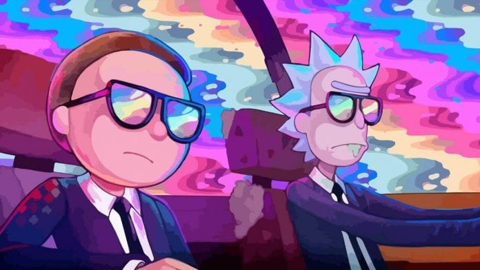 Rick and morty season 4 release date episodes