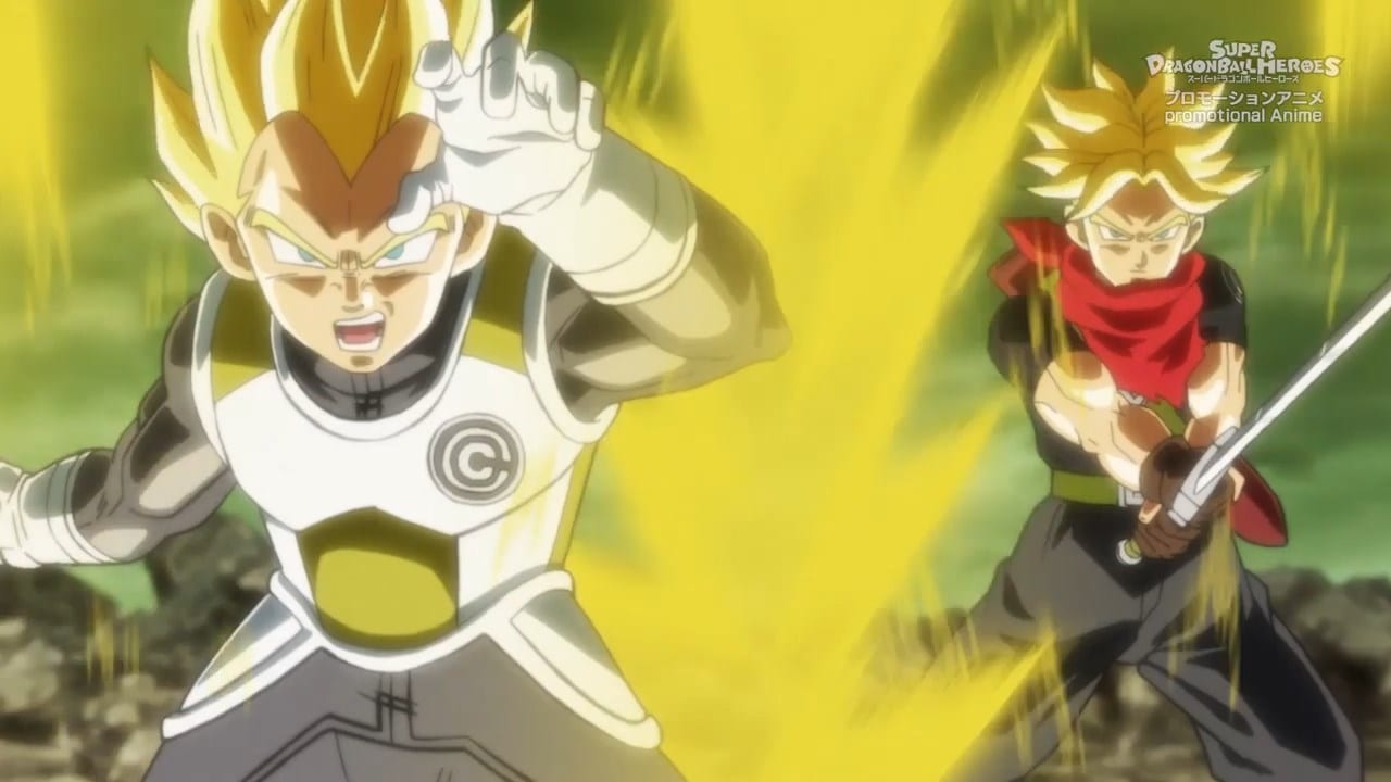 Dragon Ball Heroes Episode 8 Release Date And Spoilers Otakukart News