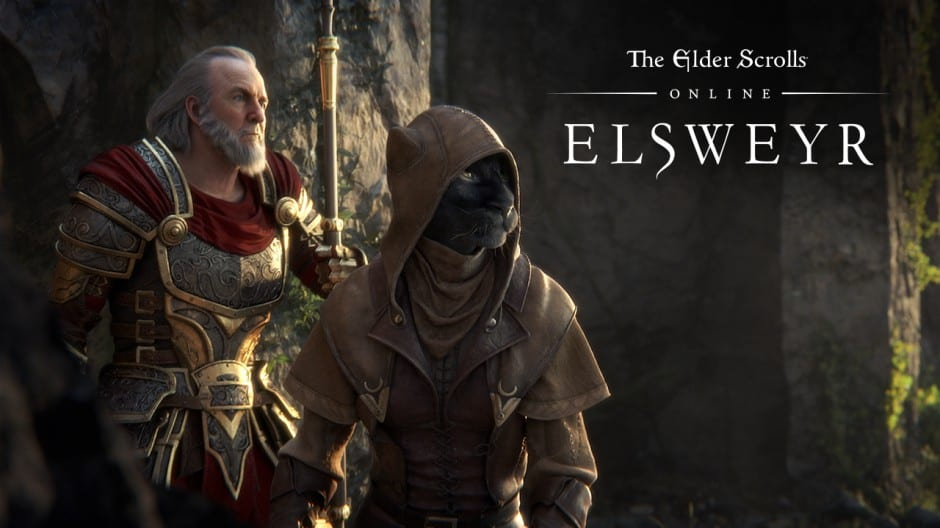 The Elder Scrolls Online Elsweyr update