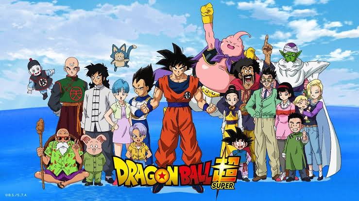 Toei Dragon Ball Super Return